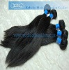 Natural Straight Brazilian remy human hair extension