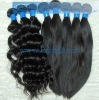 Natural Straight virgin remy hair wave