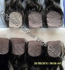 Natural wave-100% human hair Silk base closure for women