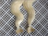 Natural wavy Brazilian tape hair