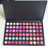 New Professional 66 Color Lip Gloss Palette Make up