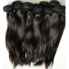 New arraival top quality natural straight & body wave virgin peruvian hair in stock