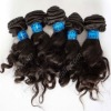 New attract nonprocessed kinky curly remy human hair in stock