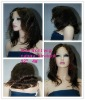 New design12 inch hair wig hair wig natural straight in color 4#