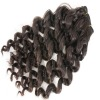 New product hair waving spiral curl virgin mongolian hair paypal accept