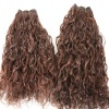 New style top quality virgin hair wefts mix hair color #2#33 real human brazilian hair