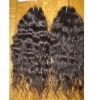 New year hot sale Virgin remy human hair weft