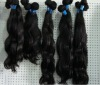 No chemical processed raw cambodian hair,100% human hair extension