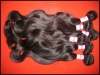 No tangle or shedding,wavy virgin brazilian hair