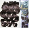 Noble weaving hair,brazilian remy hair extensions loose wave