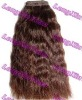 On Promotion Top quality 20inch  Black hair weft