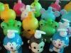 PP plastic cartoon Liquid soap bottles