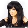 PWW421 black color wigs