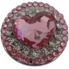 Pocket Mirror with Diamonds