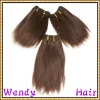 Pop Cut hair extension,hair weave