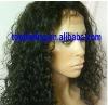 Popular Super wave,Grade AAA,100% human hair ,Malaysian hair full lace wig
