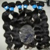 Popular body wave peruvian hair weft