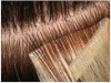Popular doubleside supertape human hair tape hair weft