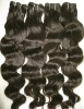 Premium 22'' 1b# body wave 100% virgin India remy hair weft accept paypal