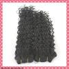 Pretty deep curl Indian virgin human hair extension