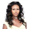Pretty on sale Indian remy hair full lace wigs