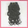 Pretty super curly virgin Human hair extension