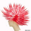 Promotional football fans wig