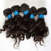 Pure 100% cambodian hair weave natural color