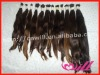 Pure Human Hair Indian Hair Bulk Natural Wave
