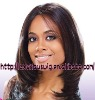 Quality verified in stock indian full lace wig