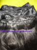 RAW DOUBLE DRAWN HUMAN HAIR
