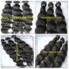 Real malaysian virgin hair natural wave 100g/pcs