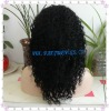 Reasonable Price Monglian Virgin Human Hair Full Lace Wig