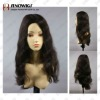 Regular Wavy Black Color Full Lace Wigs
