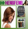 Regular wave brown wigs hair short ladies hair wigs