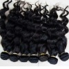 Remi natural peru weft hair full cuticle leave on
