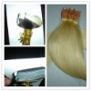 Remy European Skin weft/tape in human hair extensions