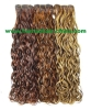 Remy human hair weft- ITW