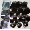 Russian hair virgin hair weaving body wave