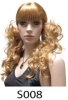 S008 wig, fashion synthetic wig, curl wig