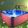 SAA and CE Certification hottub massage bathtub