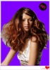 SASSY CHICK HUMAN HAIR 14INCH BODY CURL WIGS LACE FRONT