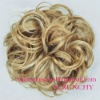 SYNTHETIC HAIRPIECES- SCRUNCHIE HAIRPIECES- SCRUNCHY HAIRPIECES