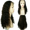 Sexy deep wave full lace wig, the best selling product