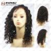 Side Bang in Virgin Remy Human Hair Wig