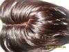 Silk top closure for women