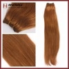Silky Straight Human Hair Weft