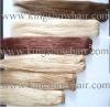 Silky straight top quality human hair weaving