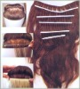 Skin weft (tape hair extensions) 100% remy hair