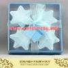 Snowflake Shape Bath Bomb Set